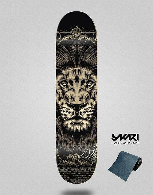 Txin Zion skate deck