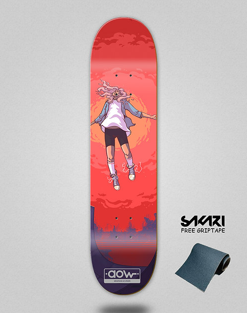 Aow Floating skate deck