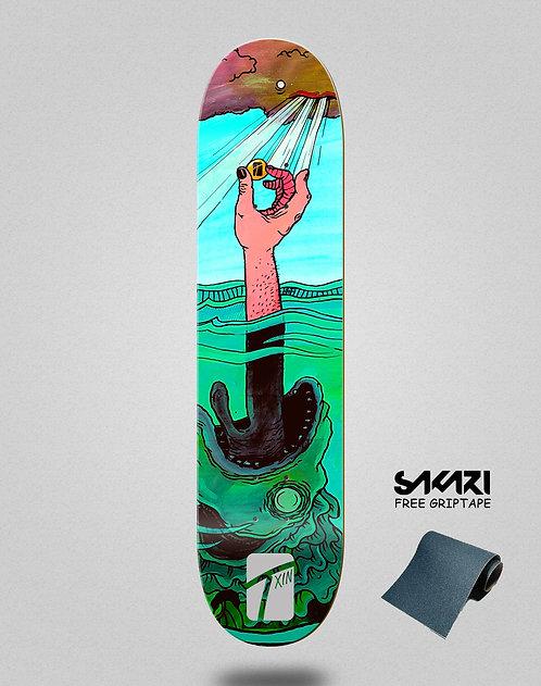 Txin Treasure skate deck