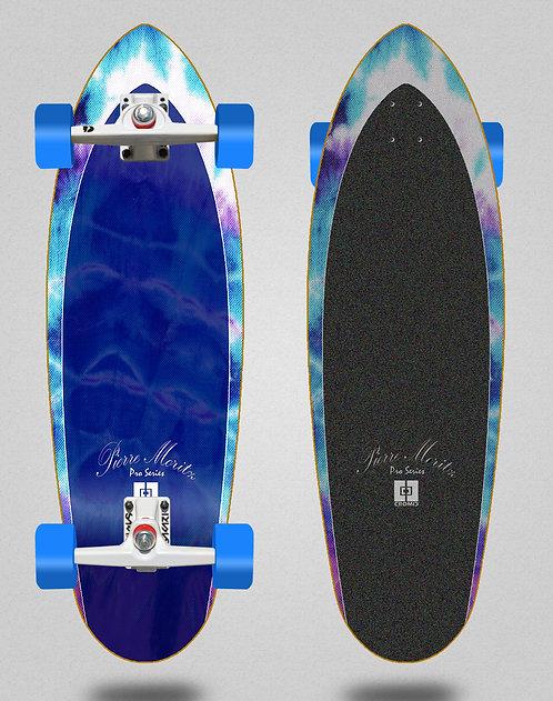 Cromic surfskate SGI Logger Pierre Moritz Tie blue 32.5
