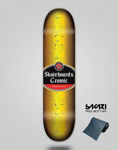 Cromic Fresh blond skate deck