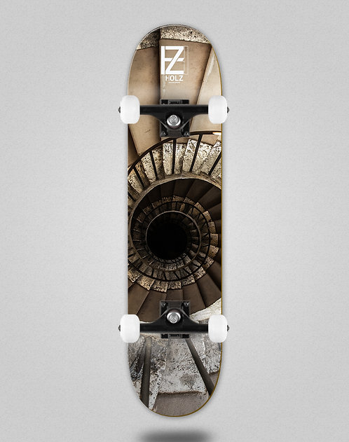 Holz Stairs Oporto skate complete