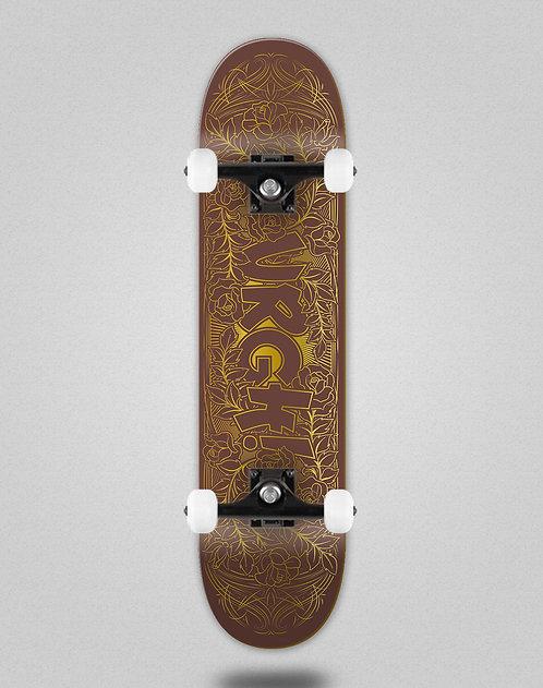 Urgh garden brown gold skate complete