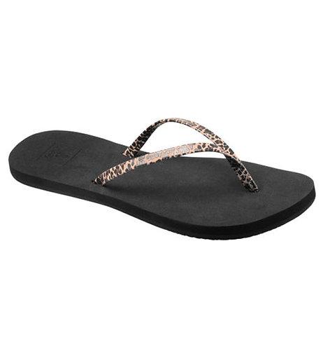 Sandalias chanclas cholas sandals Reef bliss prints cheetah