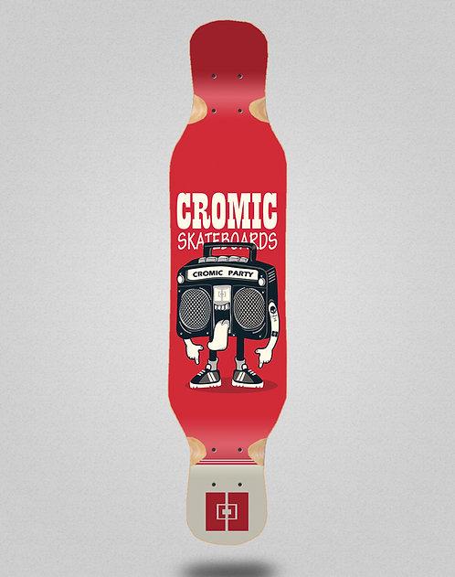 Cromic Party longboard deck 46x10