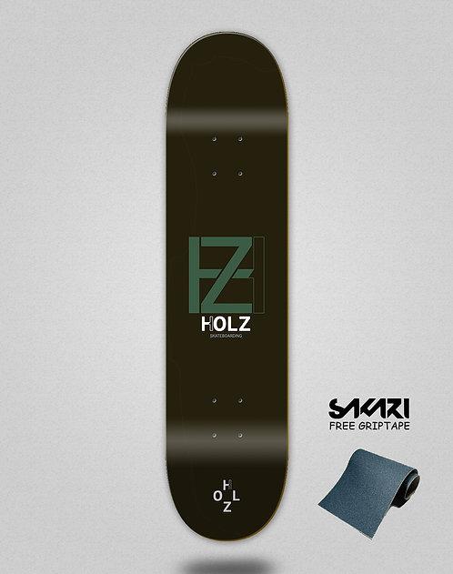 Holz Basic green forest skate deck