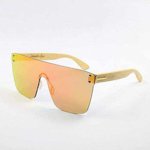 Cooper´s sunglasses Lee red