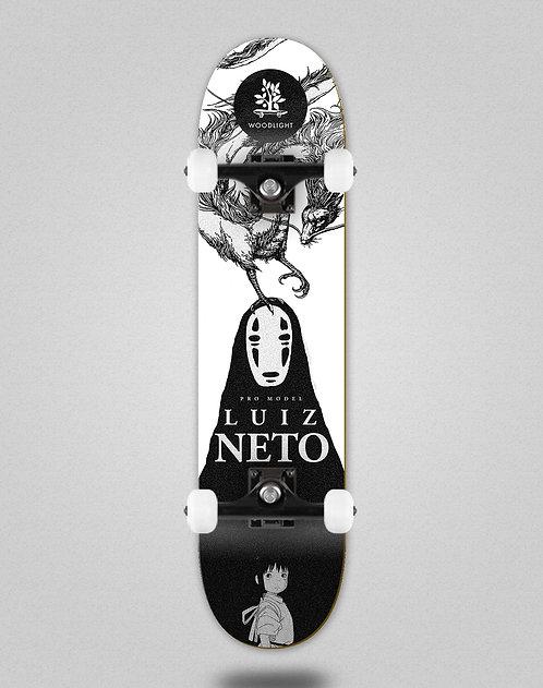 Wood light Luiz Neto pro alliance skate complete
