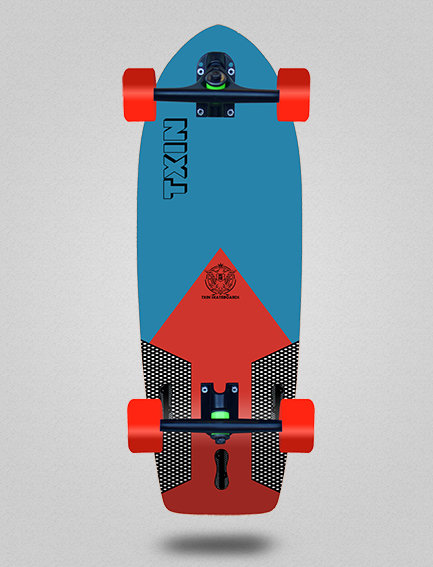 Txin cruiser - Shaper blue 29
