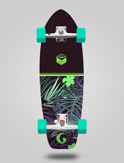 Glutier surfskate - Nayarit green 31