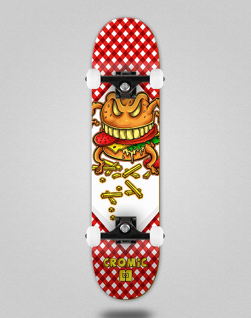 Cromic Burger crazy food skate complete