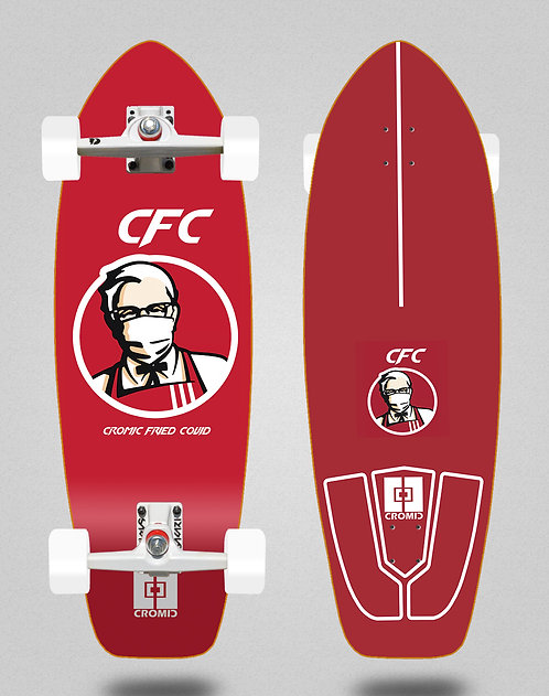 Cromic surfskate SGI Covid Fried 31