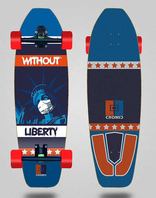 Cromic cruiser Covid Without liberty 31.5