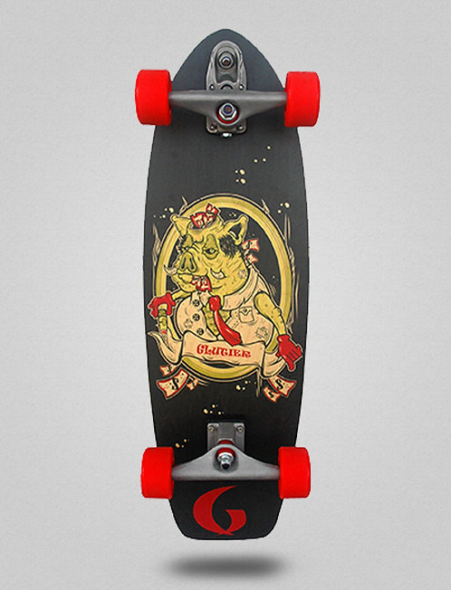 Glutier surfskate : Tell mou 31