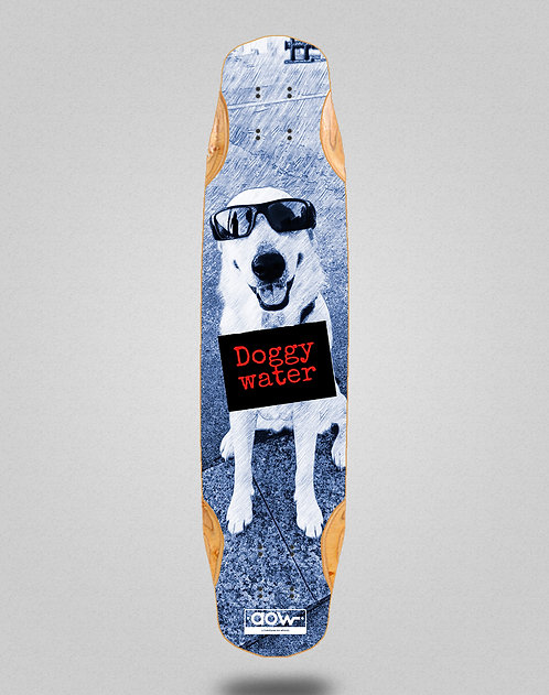 Aow Doggy water longboard deck 38x8.45