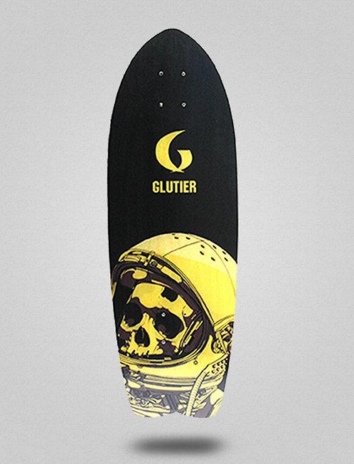 Glutier deck: Space mirror yellow 29