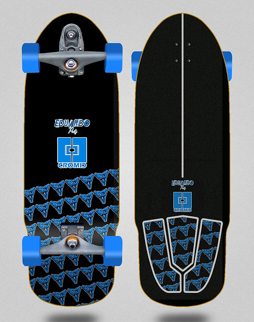 Cromic surfskate T12 trucks Eduardo Prieto Multy 32