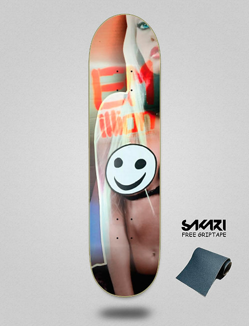 EMillion Sweet 8.125 Deck monopatin Skate Skateboard
