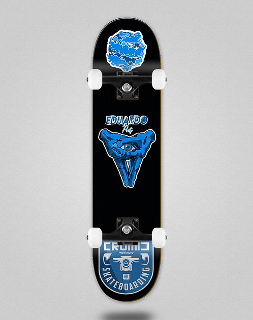 Cromic Eduardo Prieto Pro icon blue skate complete