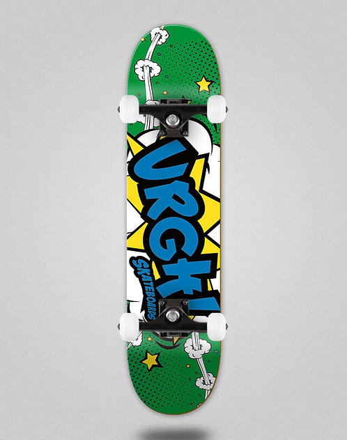 Urgh comic green skate complete