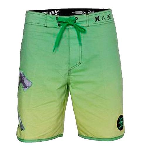 Hurley boardshort - Stecyk green