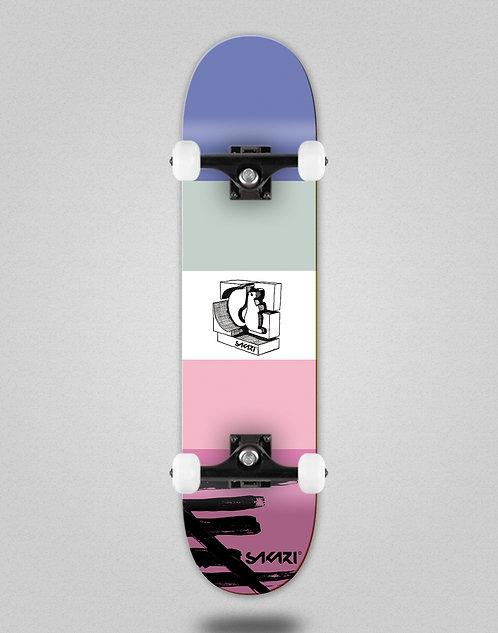 Sakari Cream skate complete