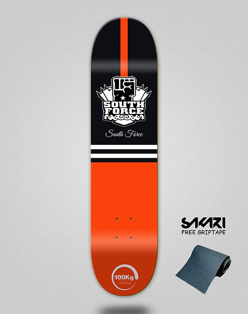 South force skate deck 100kg Rodriguez