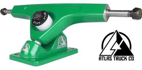 Atlas (set 2). Trucks 8mm 180mm 48° Green