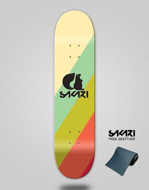 Sakari Vintage skate deck