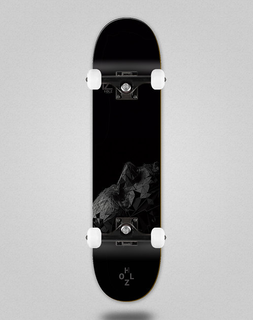 Holz Critical grey skate complete