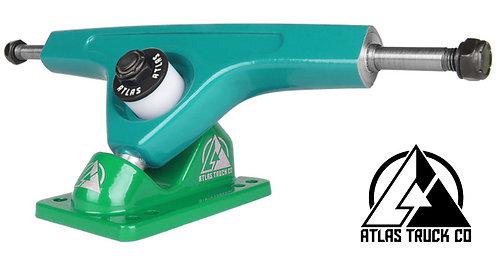 Atlas trucks 180mm 48º(set 2) - Turq green