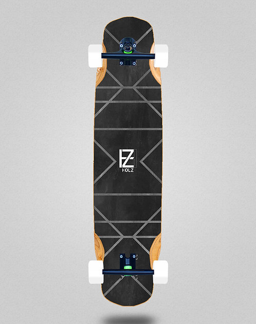 Holz Gram lux longboard complete 38x8.45