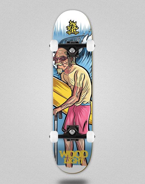 Wood light Lifestyle series surf skate complete