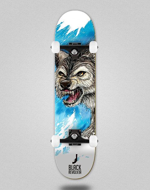 Black Revolver Animalia lobo skate complete