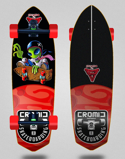 Cromic cruiser Eduardo Prieto Air alien 33