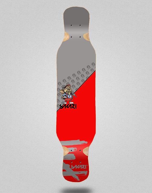 Sakari Castor longboard deck 46x10