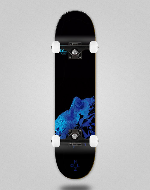 Holz Critical blue skate complete