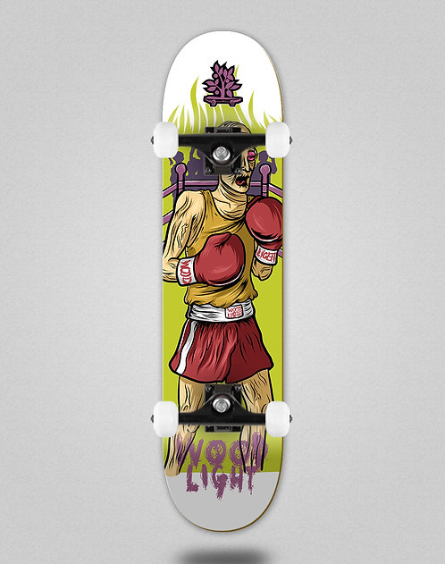 Wood light Lifestyle series boxing skate complete