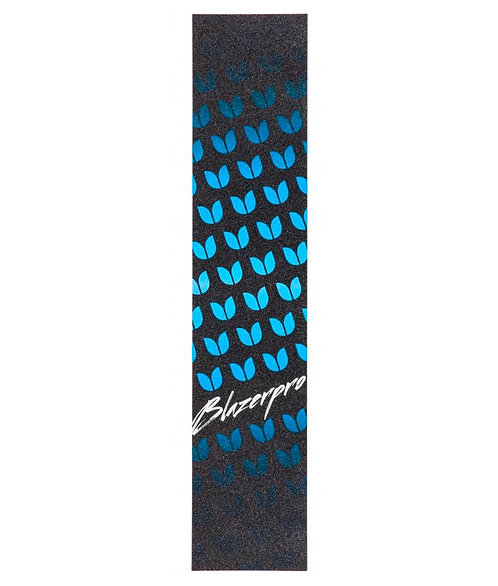 Blazer Pro Griptape for scooter Sheet Pattern Blue 110 MM