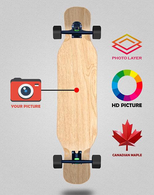 Personalizador longboard complete 46x10