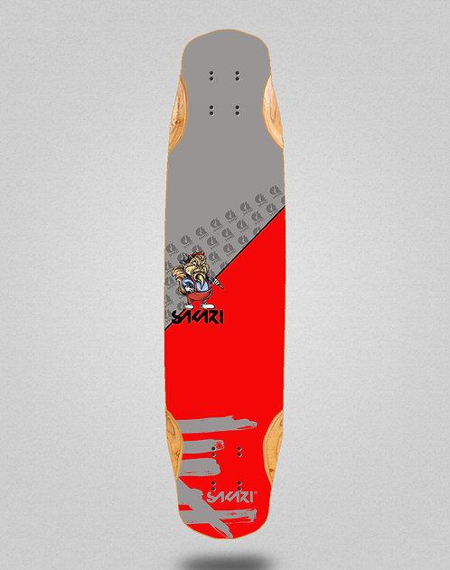 Sakari Castor longboard deck 38x8.45