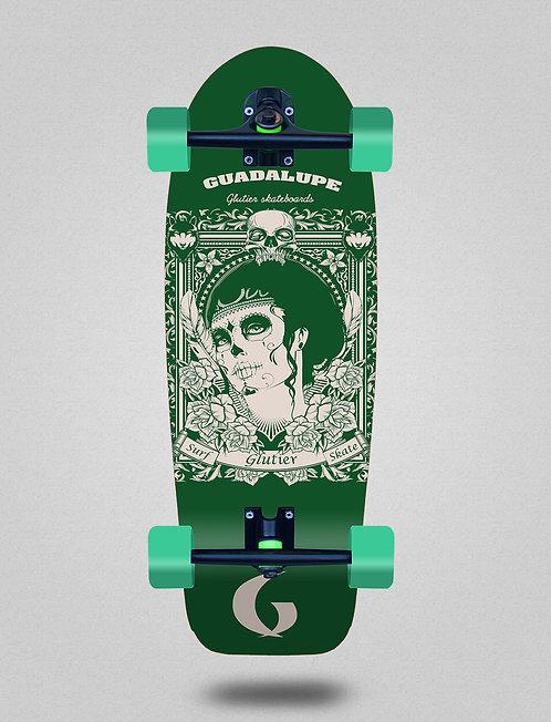 Glutier cruiser: Guadalupe green 30,5