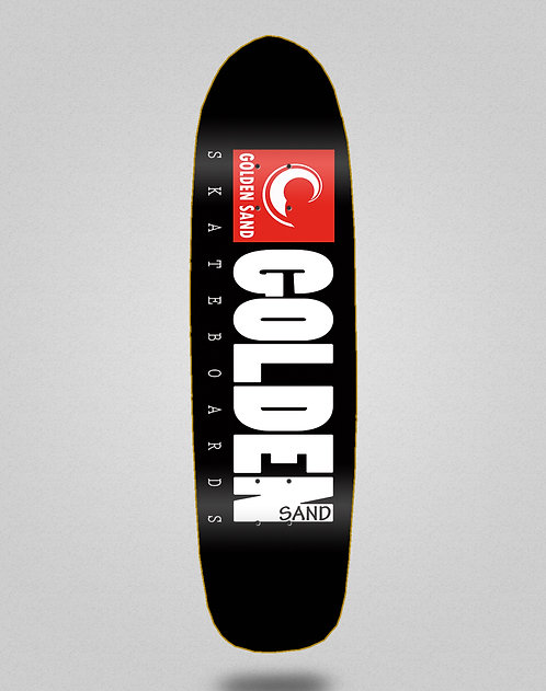 Golden Sand icon black red pool deck 8,5