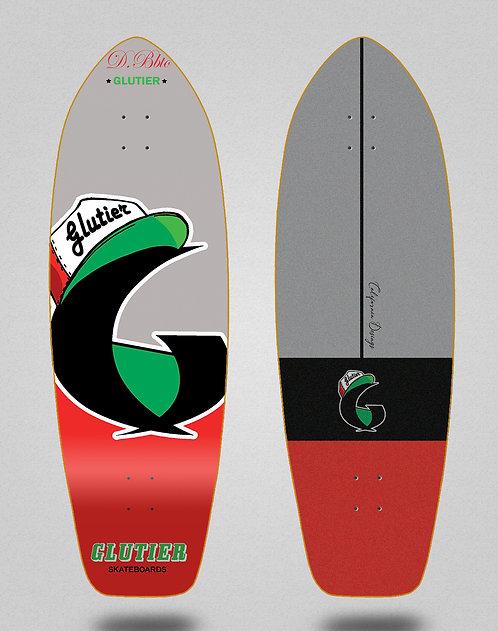 Glutier deck: California red 31