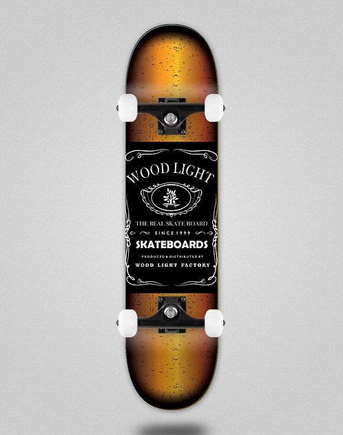 Wood light Cheers dark skate complete