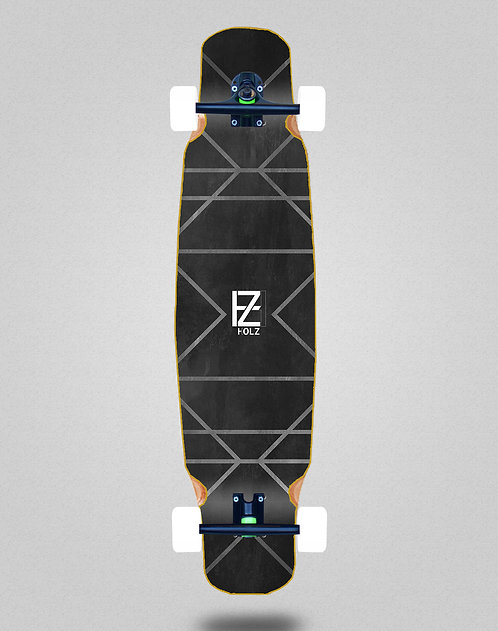Holz Gram lux longboard bamboo dance complete 46x9
