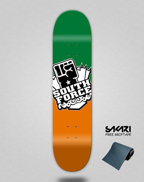 South force skate deck icon Irish
