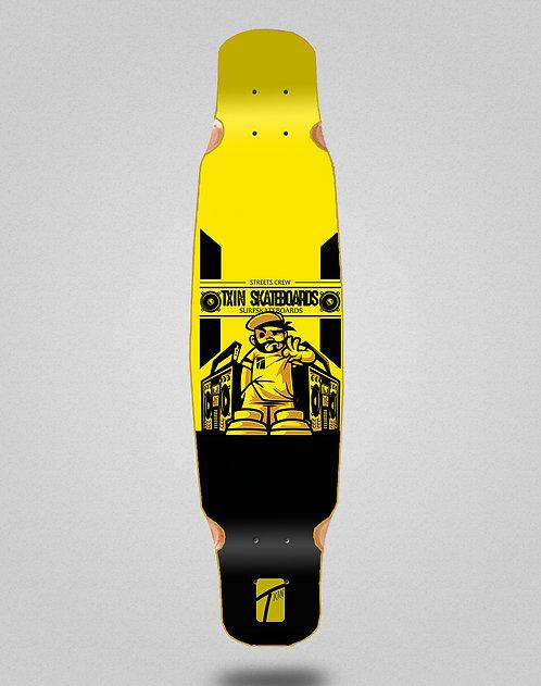 Txin Boom box longboard deck dance 46x9