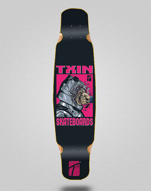 Txin Destruction longboard deck dance 46x9