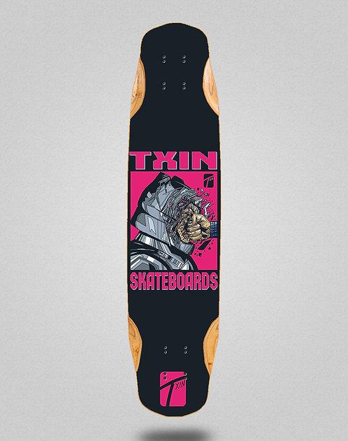 Txin Destruction longboard deck 38x8.45